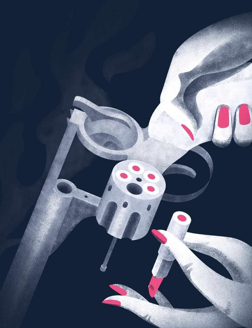 Le illustrazioni concettuali di Paolo Beghini | Collater.al 8