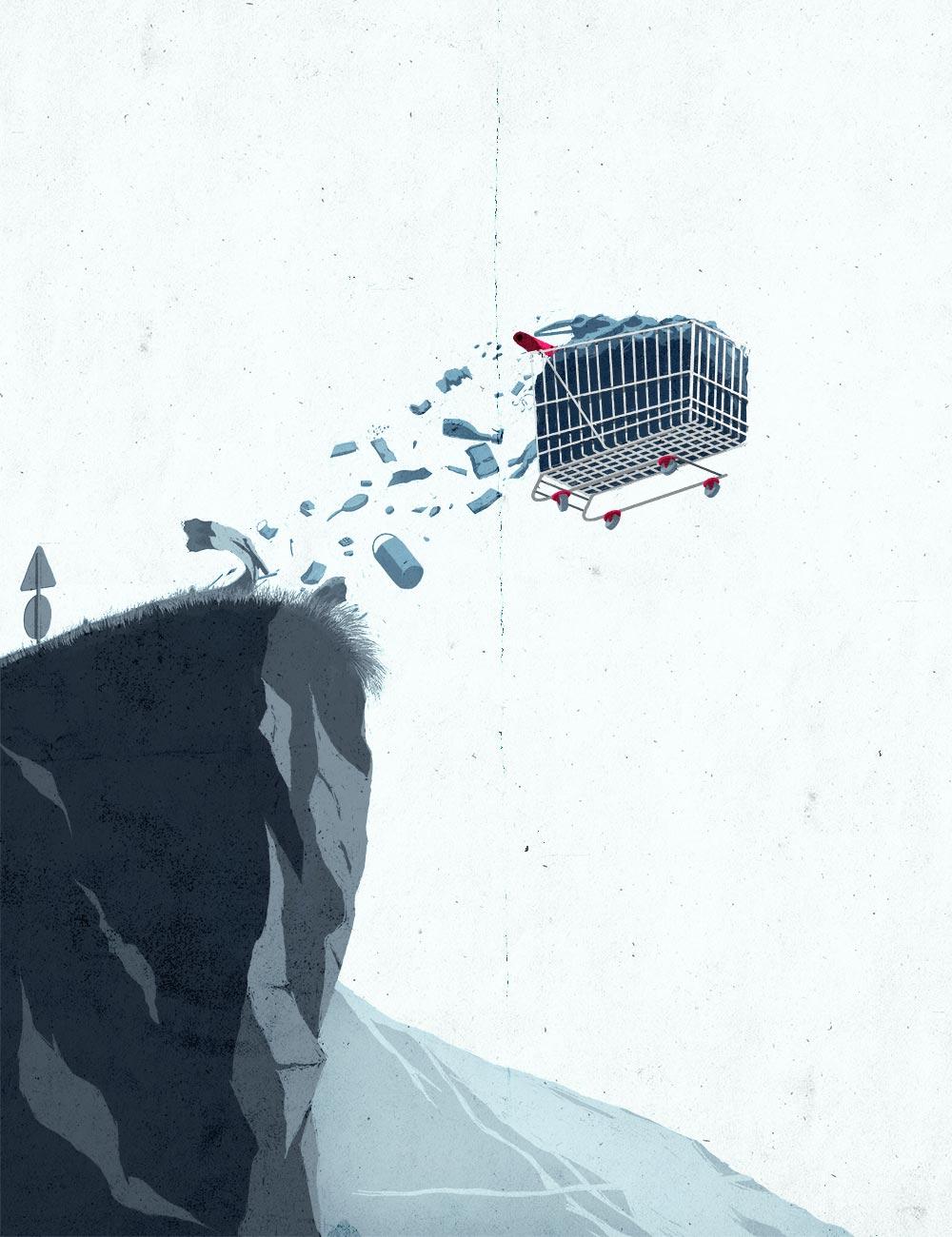 Le illustrazioni concettuali di Paolo Beghini | Collater.al 9