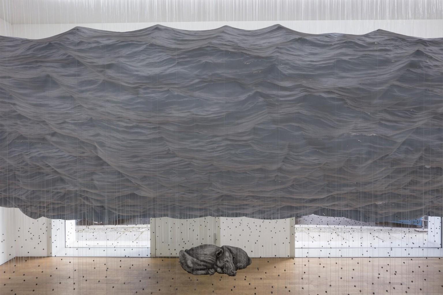 Le onde oceaniche sospese di Miguel Rothschild | Collater.al 3
