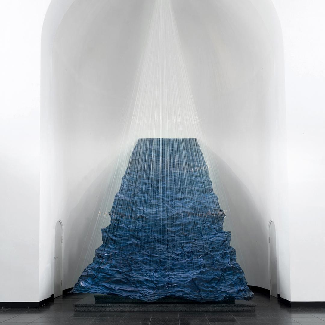 Le onde oceaniche sospese di Miguel Rothschild | Collater.al 5