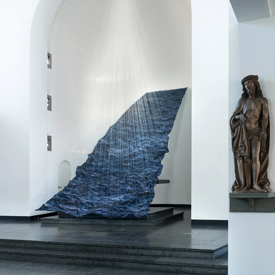 Le onde oceaniche sospese di Miguel Rothschild | Collater.al 6