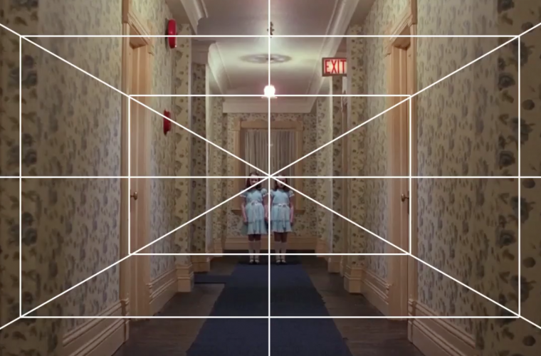 Short video for Breakfast – One Point Perspective, le inquadrature di Stanley Kubrick
