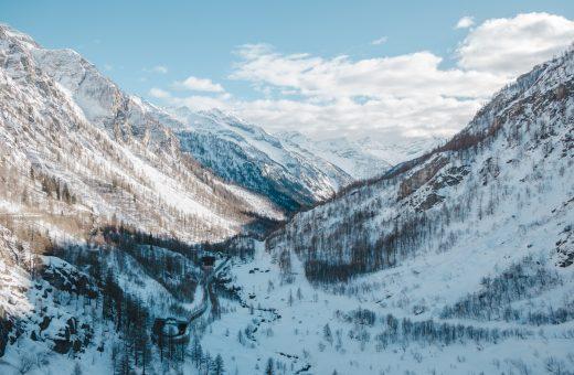 Nel cuore glaciale della Val Formazza