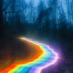 Rainbow Roads, le strade arcobaleno di Daniel Mercadante | Collater.al 10