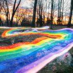 Rainbow Roads, le strade arcobaleno di Daniel Mercadante | Collater.al 11