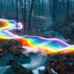 Rainbow Roads, le strade arcobaleno di Daniel Mercadante | Collater.al 3