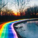 Rainbow Roads, le strade arcobaleno di Daniel Mercadante | Collater.al 4