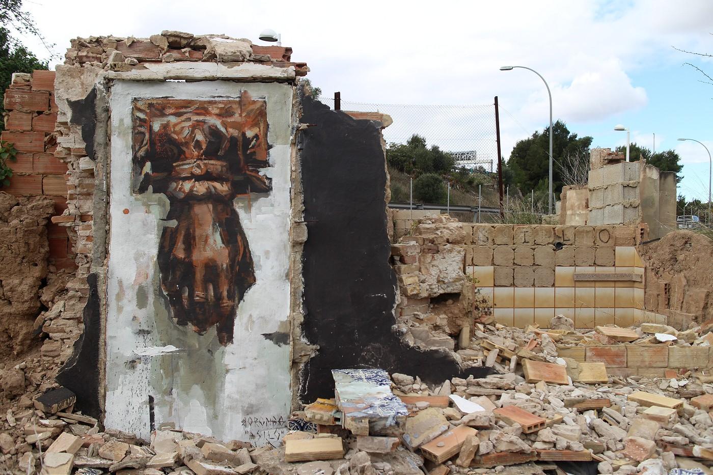 Sensemurs, la scena street in difesa di La Punta | Collater.al 14