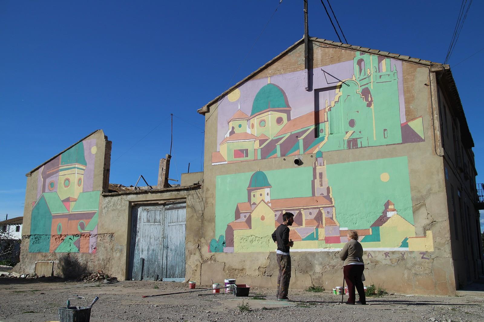 Sensemurs, la scena street in difesa di La Punta | Collater.al 6