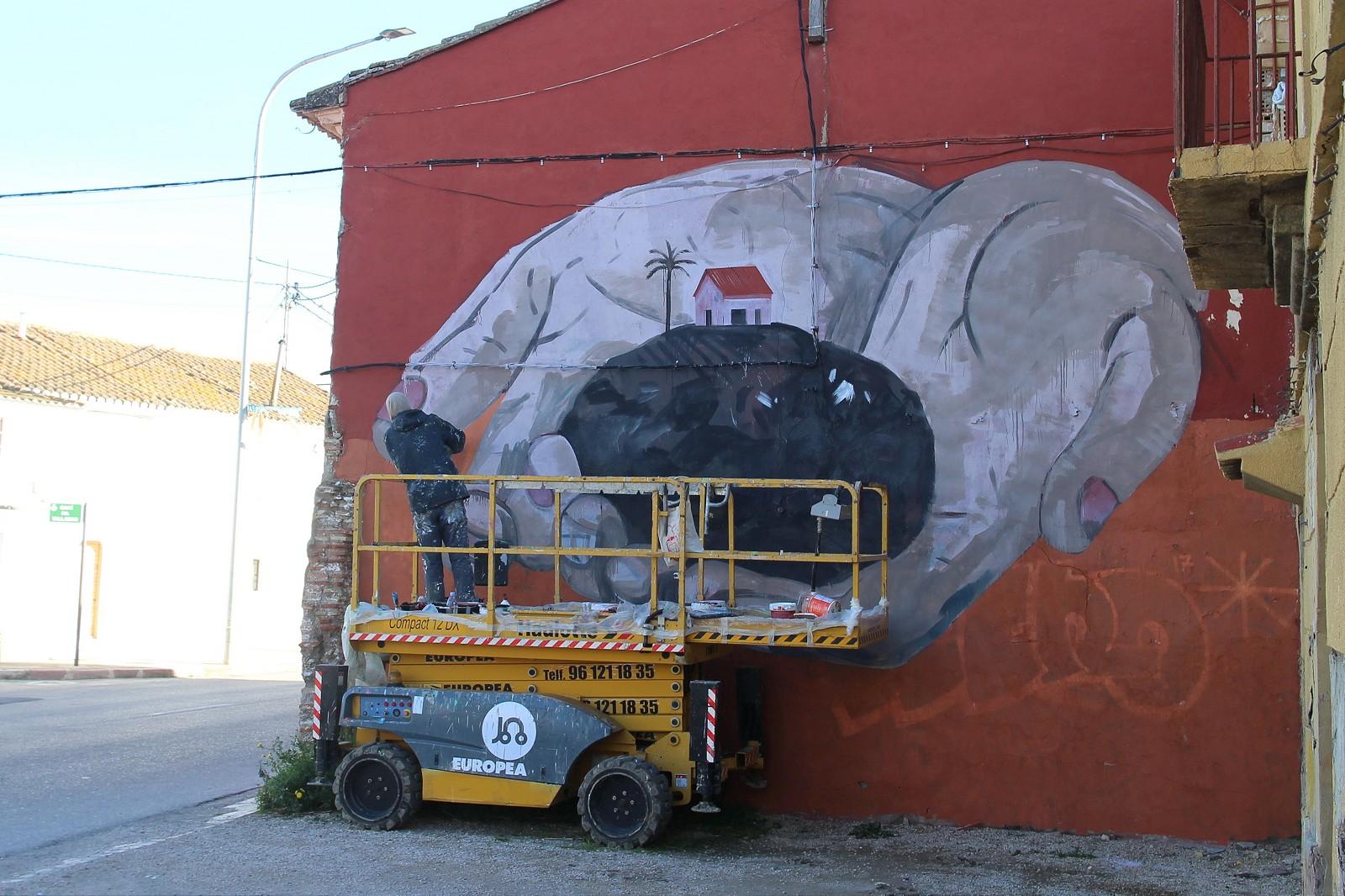 Sensemurs, la scena street in difesa di La Punta | Collater.al 9