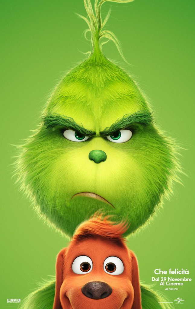 The Grinch | Collater.al 2