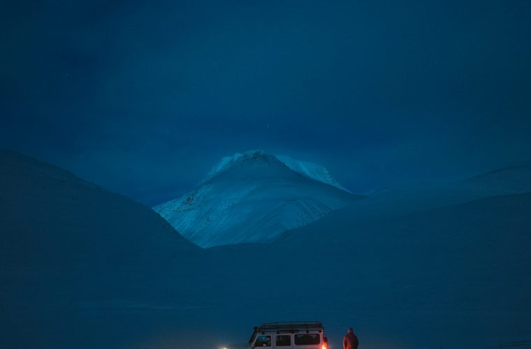 The Polaris Project, the nordic exploration of Alex Strohl
