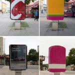 Vlady-Art-JCDecaux-Ice-Lolly