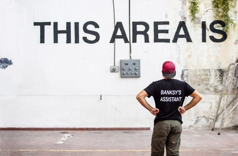 Intervista a Vlady — Dentro e fuori la Street art, l'immaterialità oltre la pittura