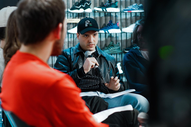 intervista al curatore Caio Twombly per OriginalsMilano Grid Talk   Collater.al 8