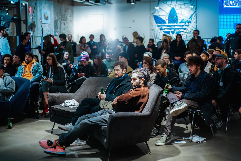 intervista al curatore Caio Twombly per OriginalsMilano Grid Talk   Collater.al 9