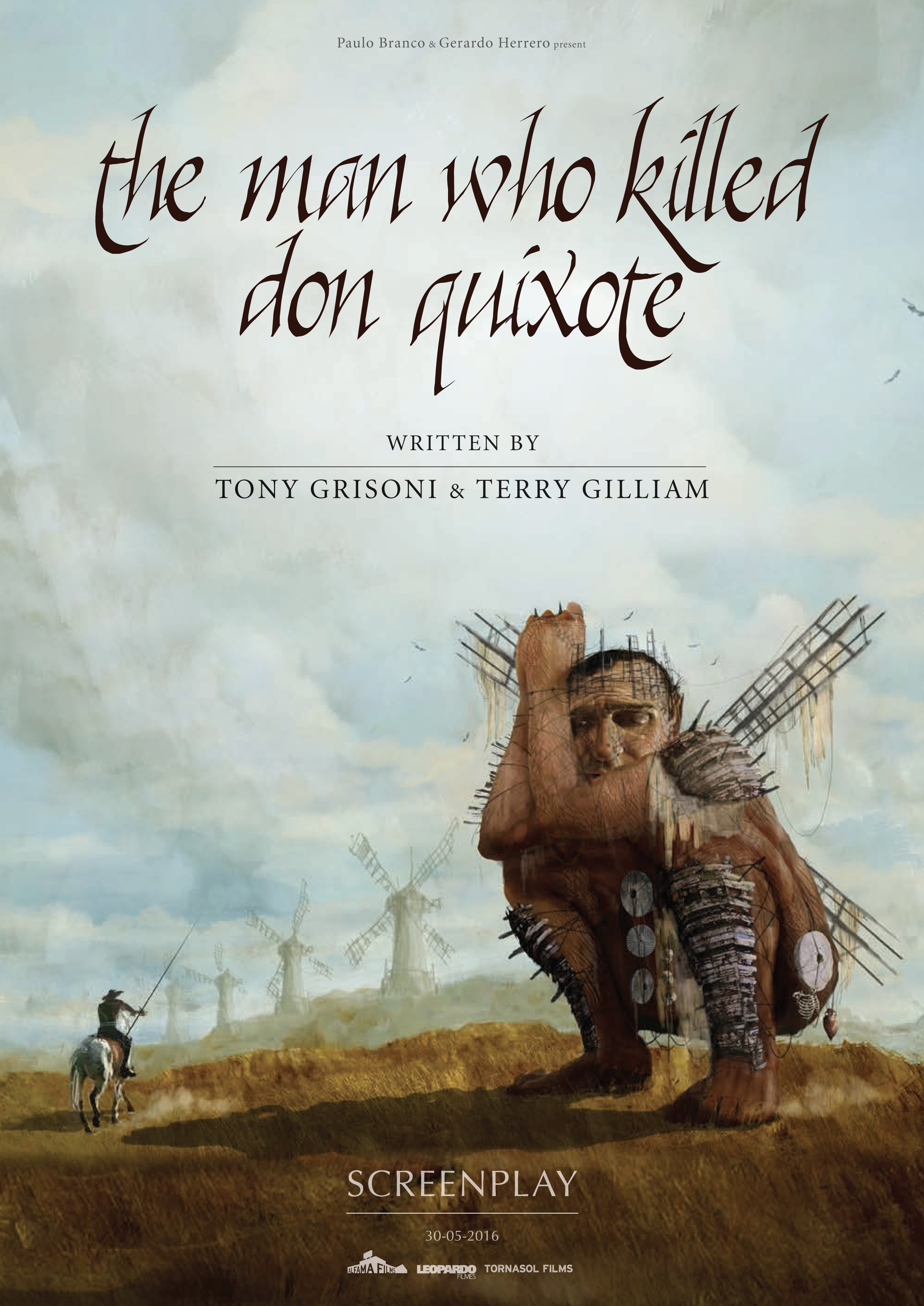 Il trailer di The Man Who Killed Don Quixote di Terry Gilliam | Collater.al