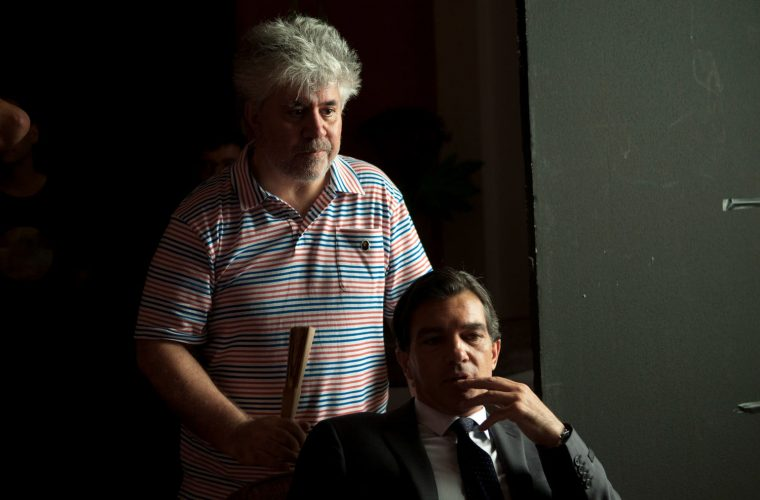The new Almodovar's film is called Dolor y Gloria