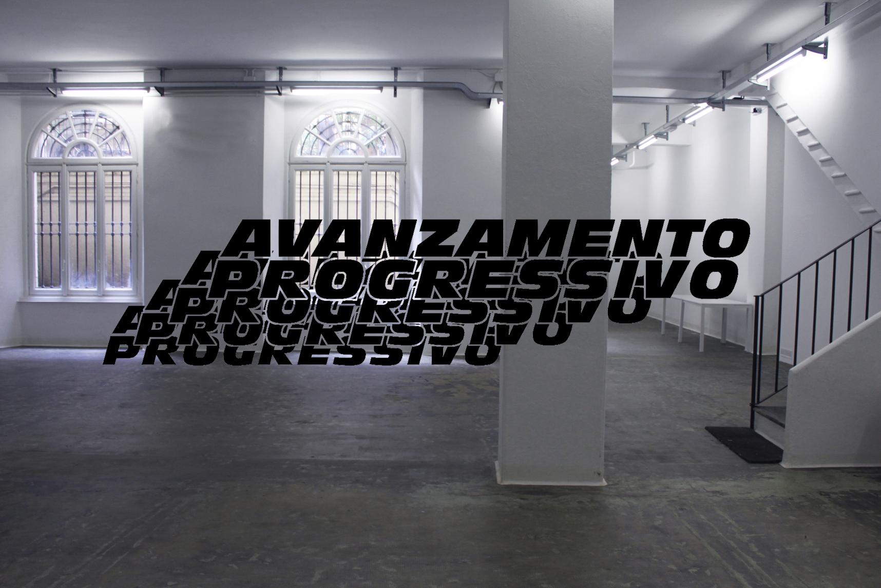 Altrove presenta Avanzamento Progressivo | Collater.al