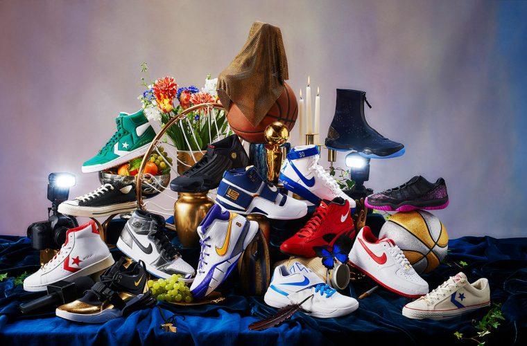 Art of a Champion, la collezione di Nike che ripercorre i migliori momenti dell'NBA