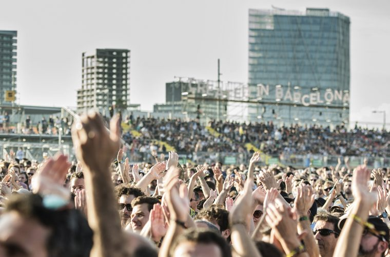 A playlist to be ready for the Primavera Sound 2018