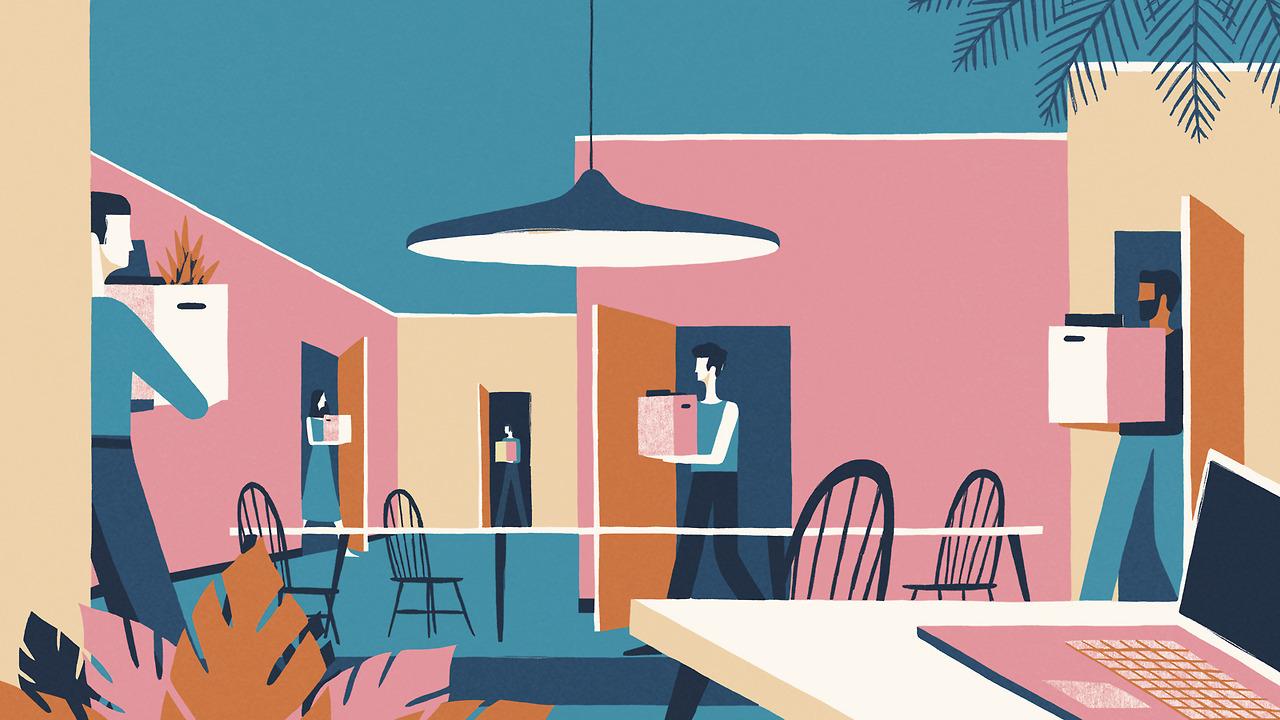 David Doran trasforma idee in bellissime illustrazioni | Collater.al 12