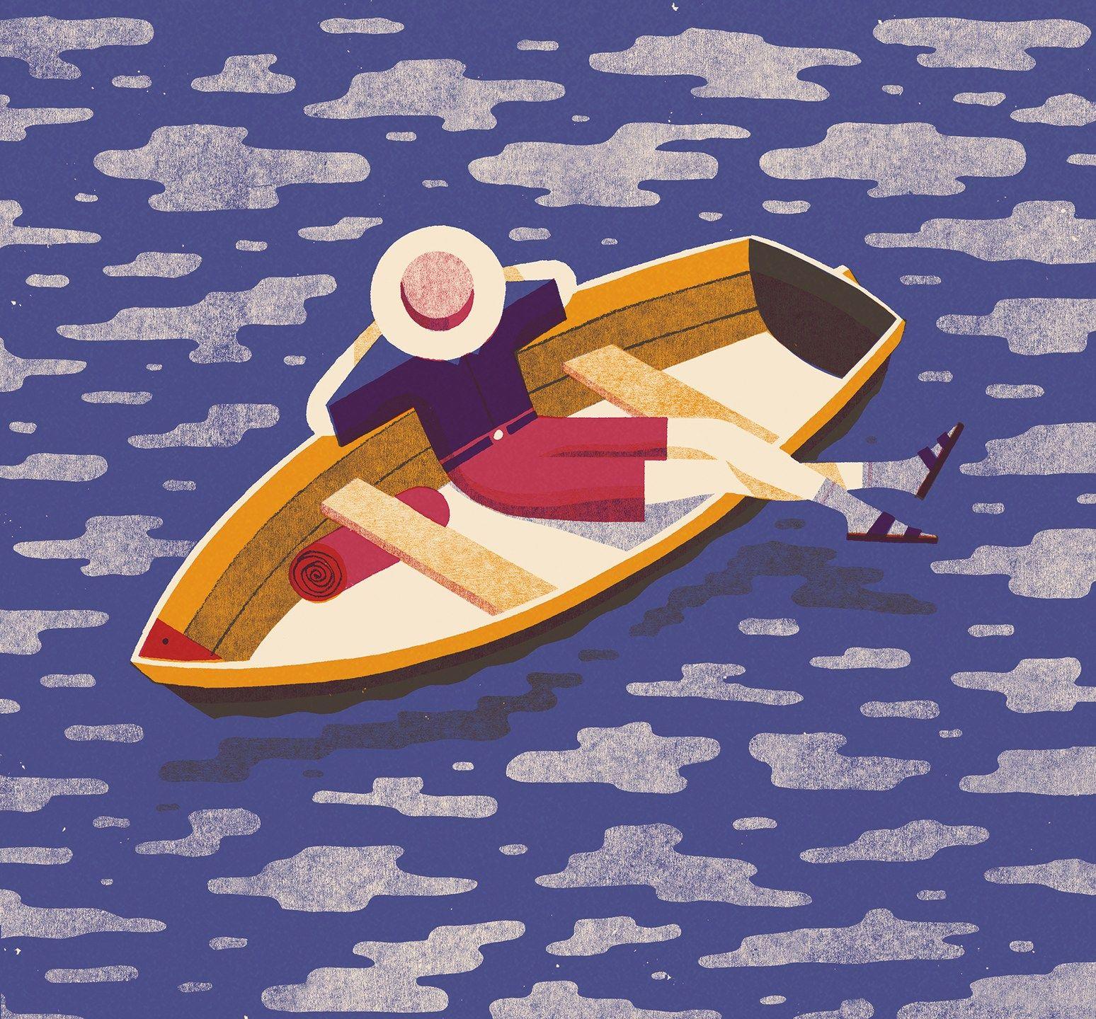 David Doran trasforma idee in bellissime illustrazioni | Collater.al 14