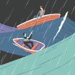 David Doran trasforma idee in bellissime illustrazioni | Collater.al 15