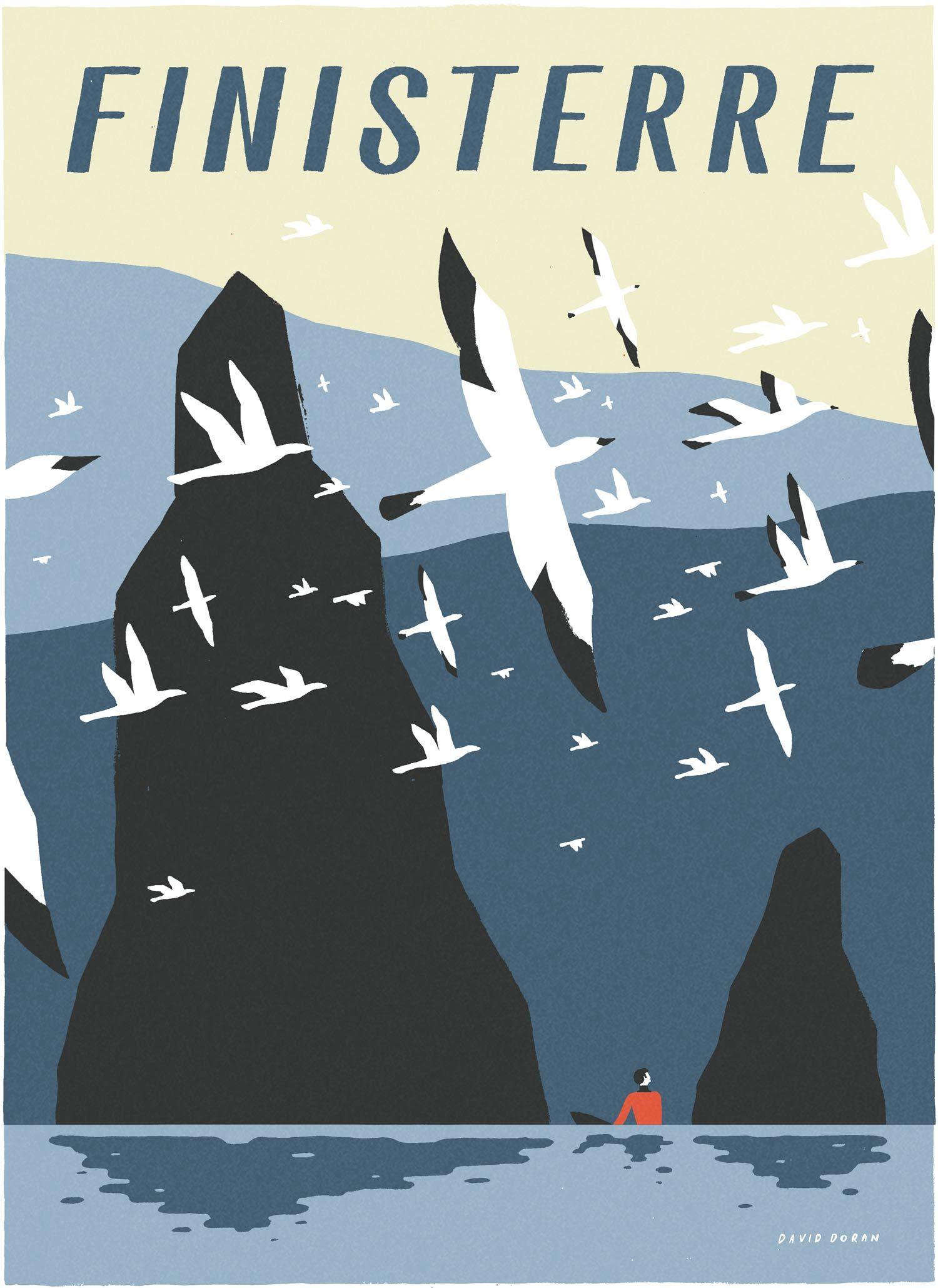 David Doran trasforma idee in bellissime illustrazioni | Collater.al 16