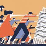 David Doran trasforma idee in bellissime illustrazioni | Collater.al 2