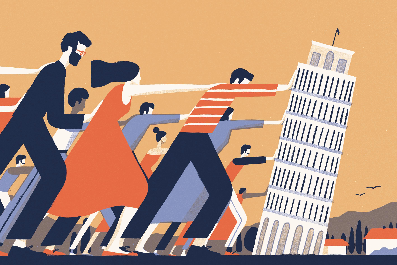 David Doran trasforma idee in bellissime illustrazioni | Collater.al 1