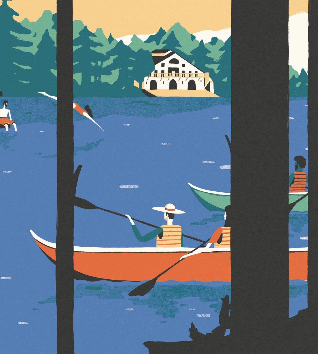 David Doran trasforma idee in bellissime illustrazioni | Collater.al 22