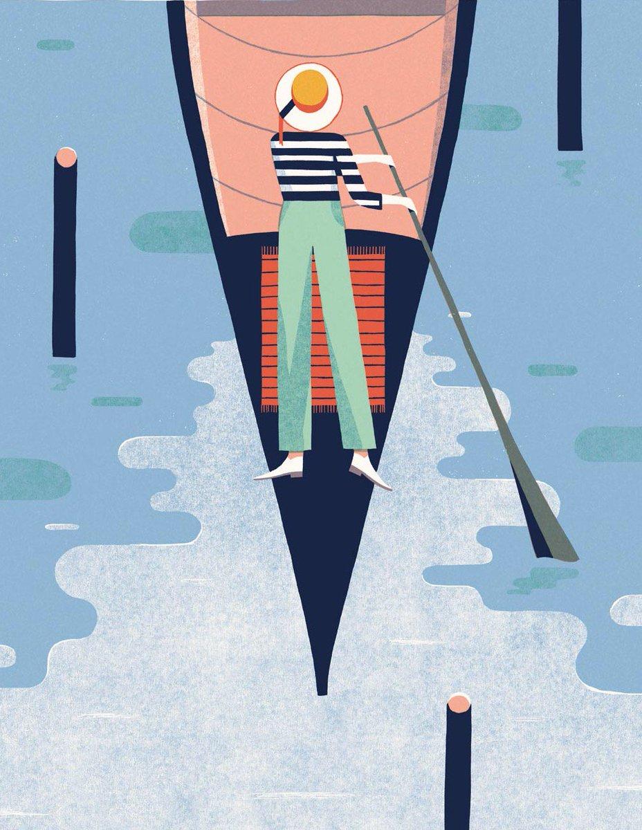 David Doran trasforma idee in bellissime illustrazioni | Collater.al 23