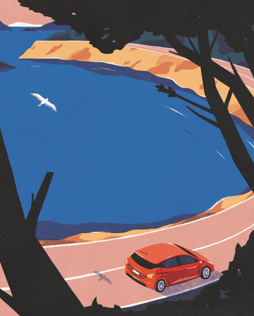 David Doran trasforma idee in bellissime illustrazioni | Collater.al 4