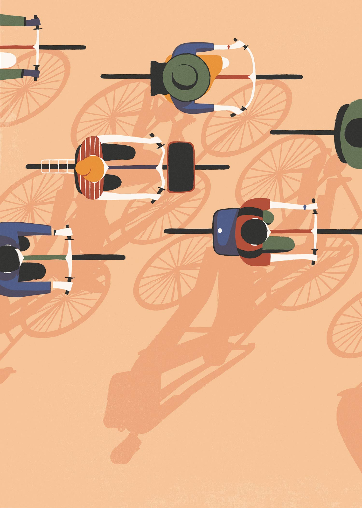 David Doran trasforma idee in bellissime illustrazioni | Collater.al 7