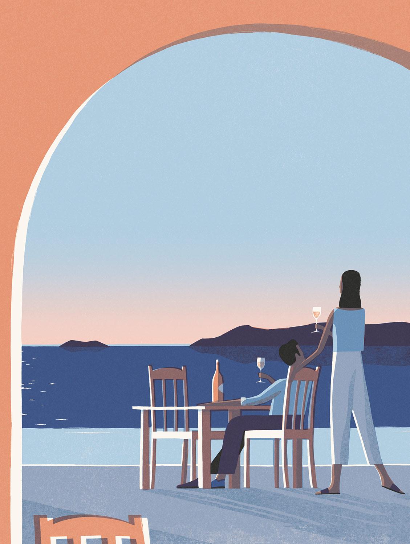 David Doran trasforma idee in bellissime illustrazioni | Collater.al 9