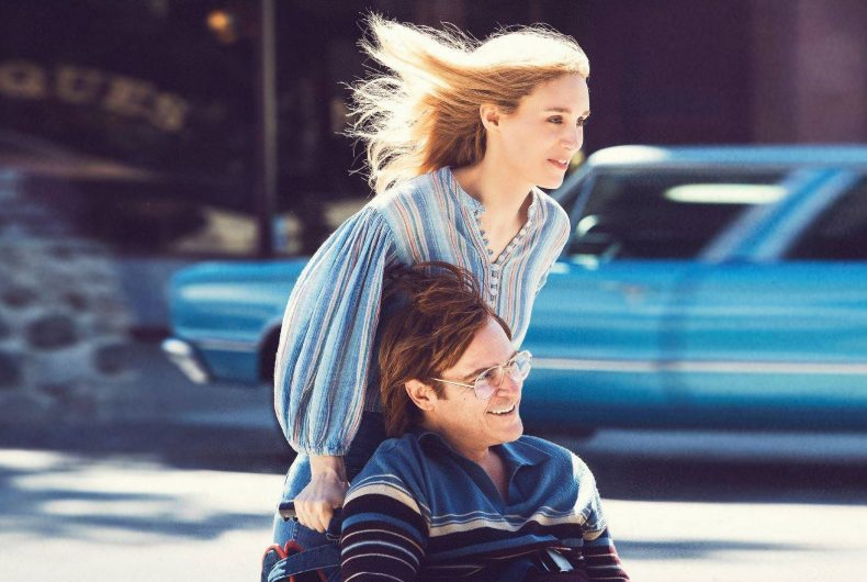 Don't Worry, He Won't Get Far on Foot è il nuovo film di Gus Van Sant