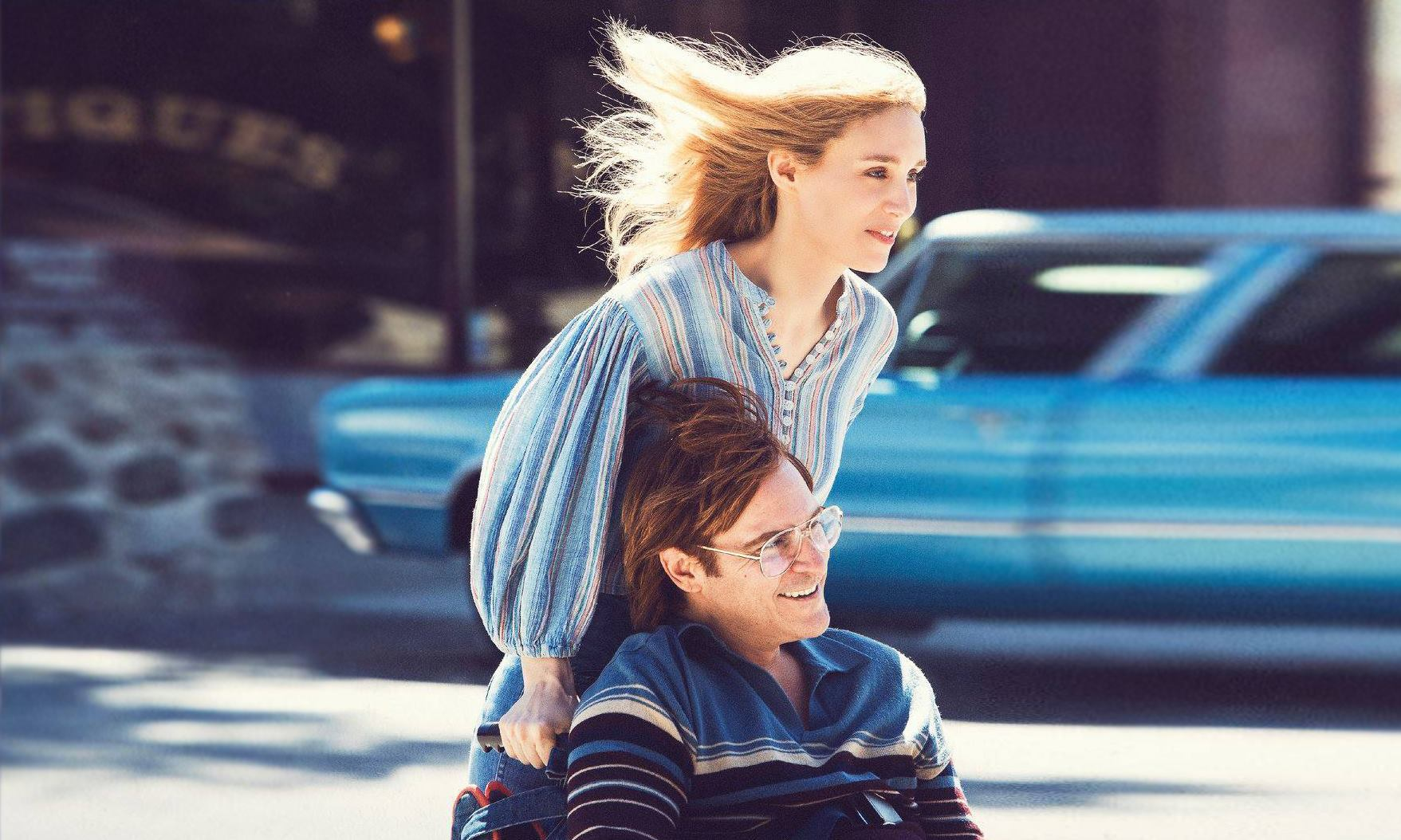 Dont Worry He Wont Get Far on Foot Gus Van Sant | Collater.al 1 4
