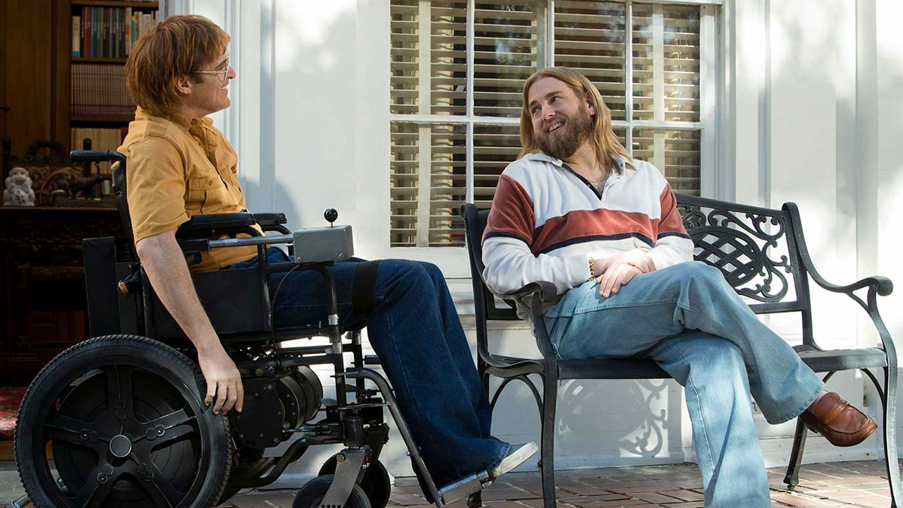 Dont Worry He Wont Get Far on Foot Gus Van Sant | Collater.al 3