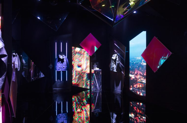 GORE-TEX presents at Fuorisalone: REFRACTIONS