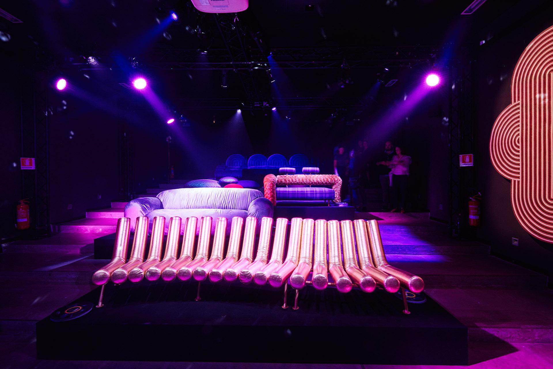 Gufram unisce la club culture al design con Disco Gufram | Collater.al 11