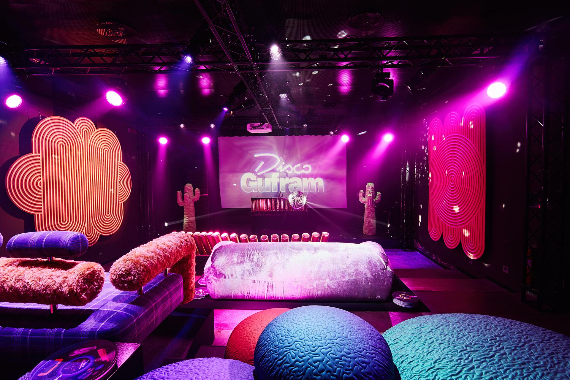 Gufram unisce la club culture al design con Disco Gufram | Collater.al 12