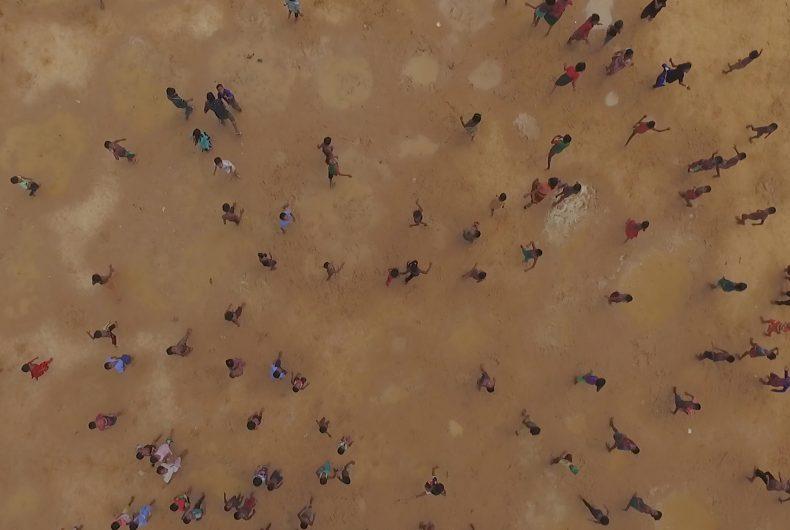Human flow e l'arte di Ai Weiwei al cinema