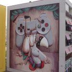 La Street Art colora la periferia di Napoli con il Parco dei Murales | Collater.al Zed1