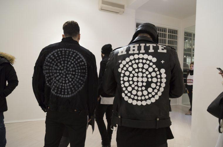 Plus Orbs, i cerchi di Andrea Sata Forever in mostra a EPPOL Milano