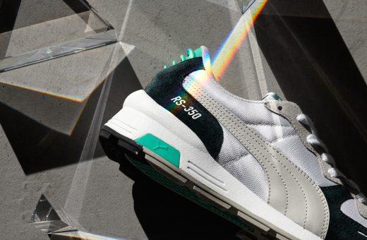 Puma, un ritorno al futuro con la nuova collezione RS