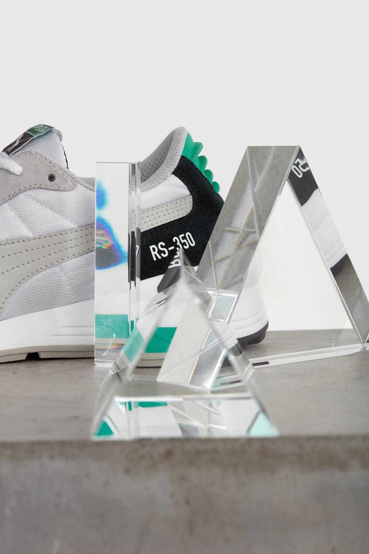 Puma, un ritorno al futuro con la nuova collezione RS | Collater.al 11