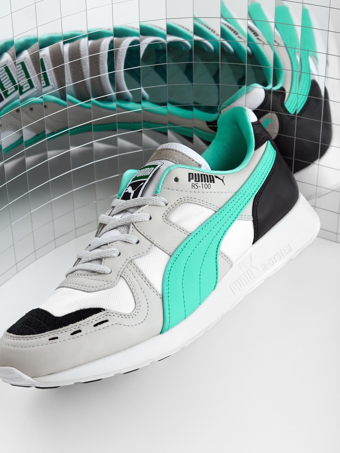 Puma, un ritorno al futuro con la nuova collezione RS | Collater.al 7