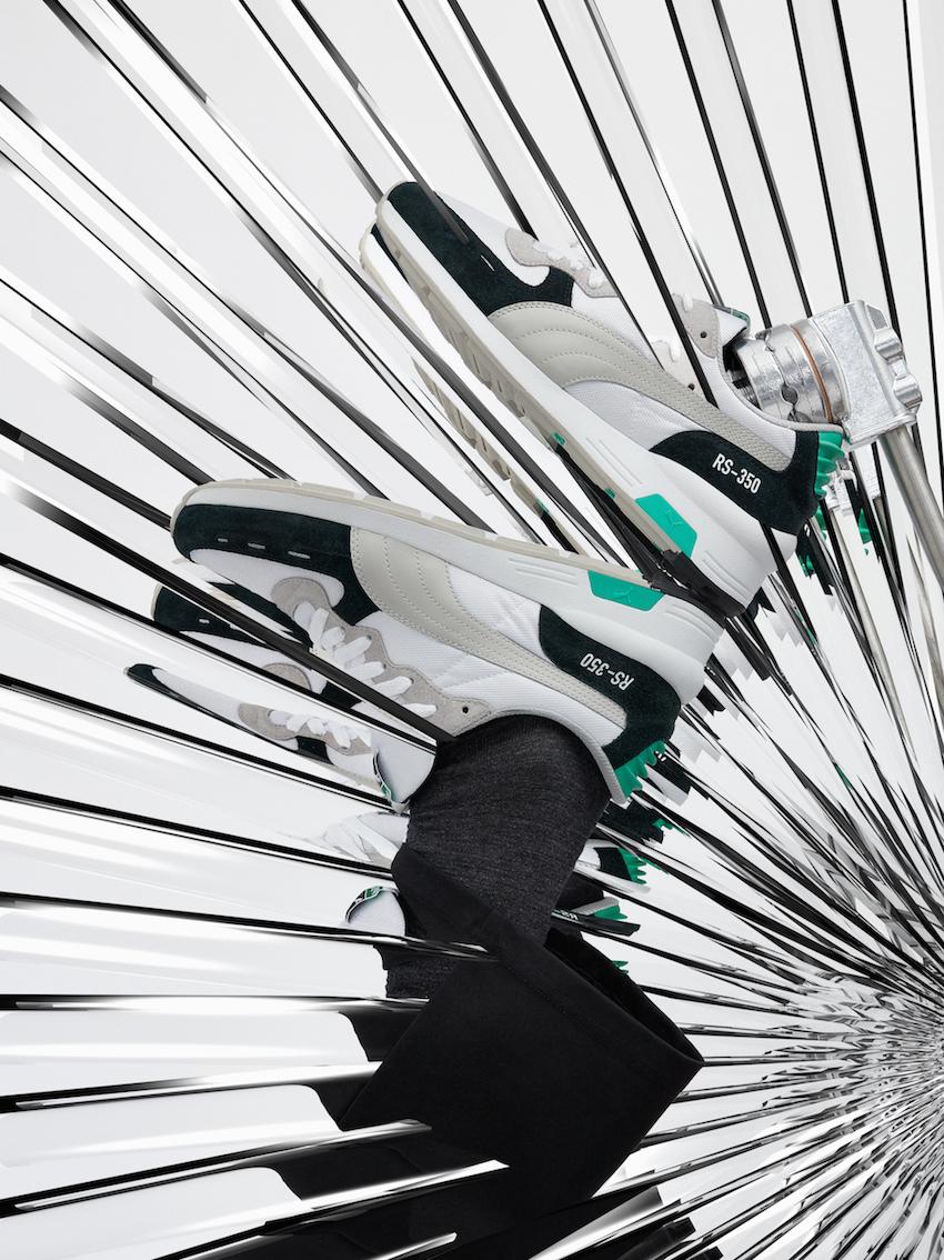Puma, un ritorno al futuro con la nuova collezione RS | Collater.al 9