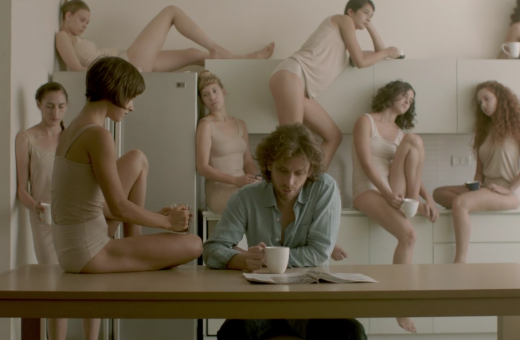 Guarda Second Hand Lovers, il nuovo video di Oren Lavie